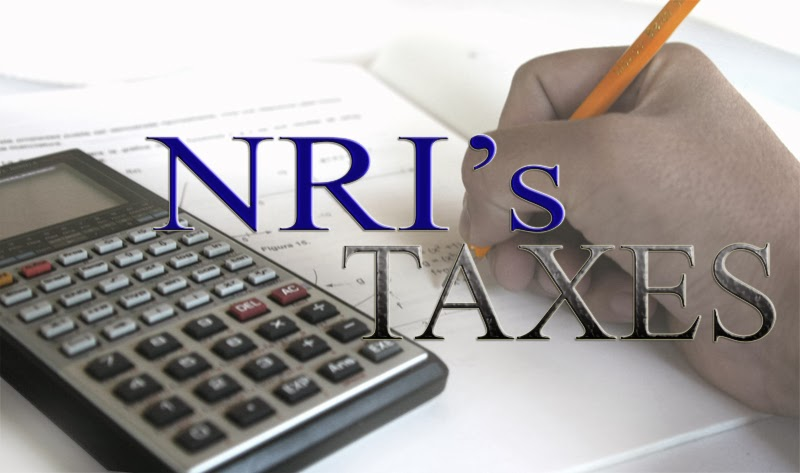 tax for an nri