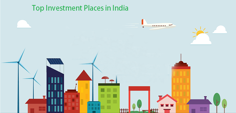 Top Investment Places in India